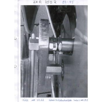 Bursig Ständer Kawasaki ZXR750  1989-95