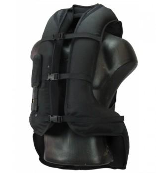 Helite  Airbag Weste - Airnest schwarz - Gr.XL