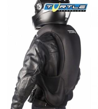 Helite Turtle  Airbag Weste    schwarz Gr.XL