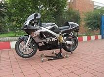 Bursig Ständer  Suzuki GSXR 600 Srad 1997-2000