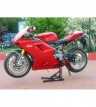 Paddock-Racing-Stand Ducati 1198 2009