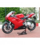Paddock-Racing-Stand Ducati 848 2008-13