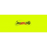 Neon-yellow color for Bursig stand