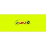 Neon-gelb Farbe für Bursig Ständer