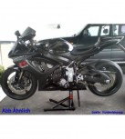 Paddock Racing Stand Suzuki GSXR 600  2004 - 05     K4 K5