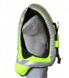 Helite  Airbag Weste - High Vis  Neon -  Gr. XL
