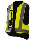 Helite  Airbag Vest    High Vis  NEON    size XLL