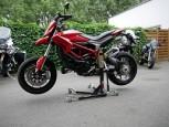 Ducati 939 Hypermotard 2016-  Bursig Paddock Racing Stnad