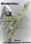 Adapter Plate for Ducati 1100 Streetfighter V4 20220-