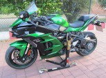 Bursig Ständer Kawasaki Ninja H2 1000 SX 2018-20