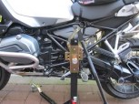 BMW R1200GS  2016  LC  Paddock Racing Stand