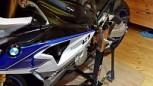 BMW S1000RR 2014 Paddock Racing Stand
