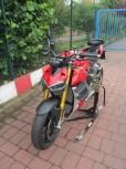 Ducati 1100 Streetfighter V4 2020-    Bursig Ständer