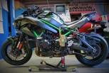 Bursig Ständer Kawasaki Z H2 1000 K 2020