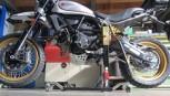 Ducati 800 Scrambler Desert Sled 2017-18 Bursig Paddock Racing Stand