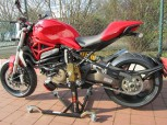 Paddock Racing Stand Ducati 1200 Monster S 2014-19